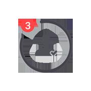 QMAGINE SLIP ONLINE - Take your ticket online! - Step 3