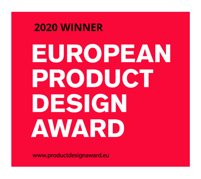 CITIO wins a prize at the European Product Design Awards 2020