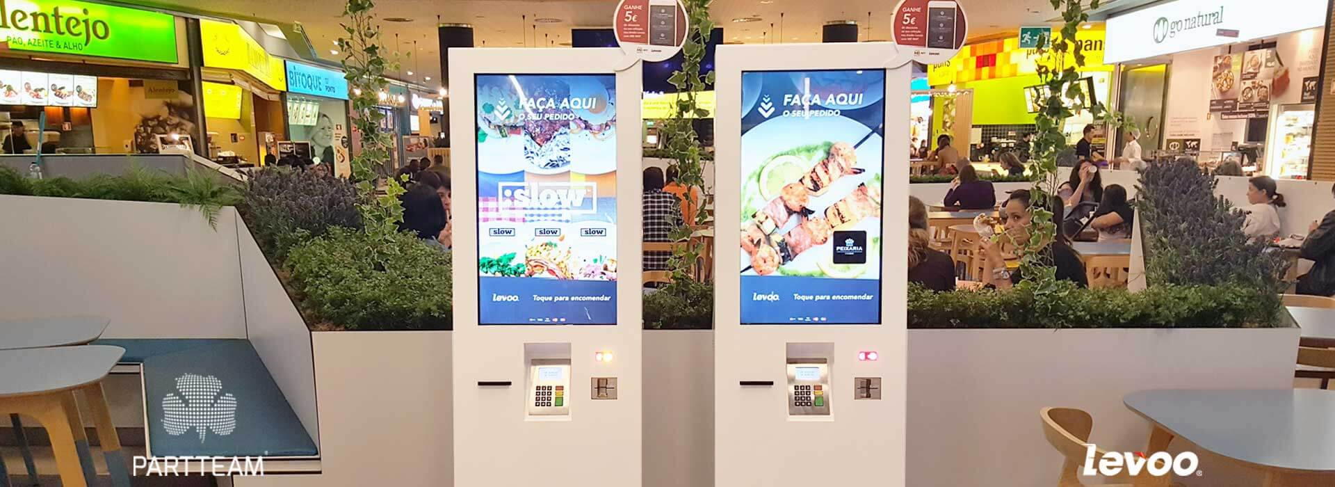 Self-Service Digital Kiosks