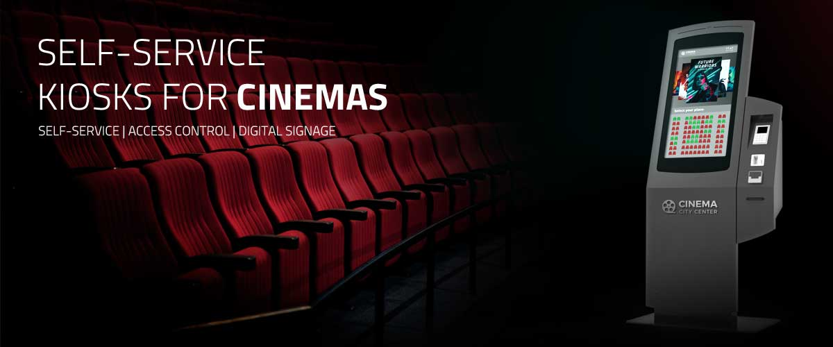 Self-Service Kiosks for Cinemas