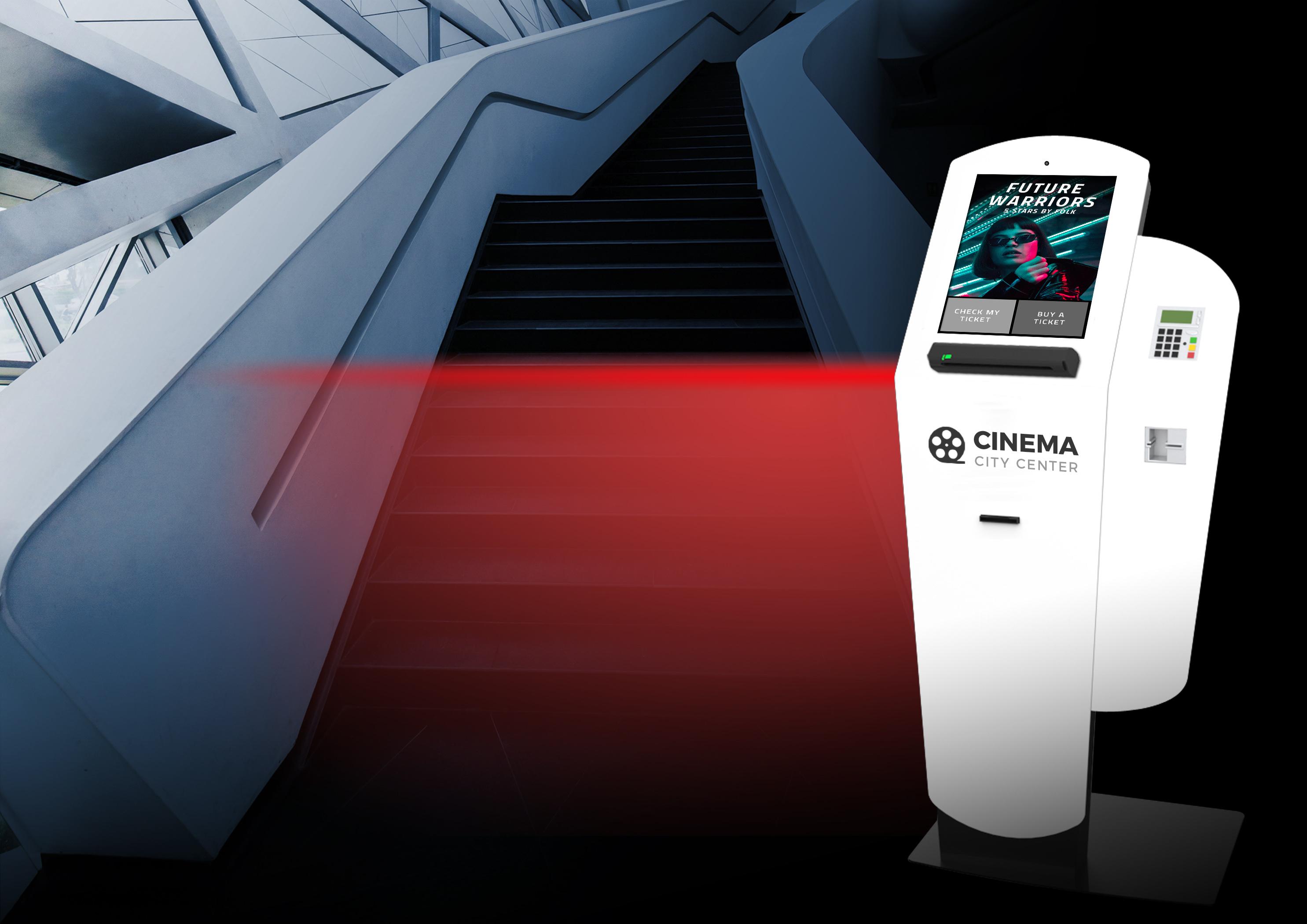 Access Control   Cinemas PARTTEAM & OEMKIOSKS