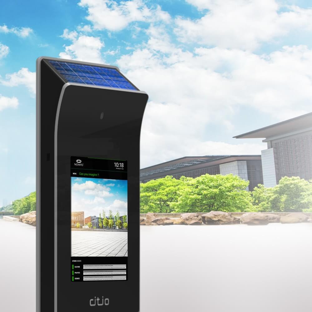 Citio - Technology to dream about the future