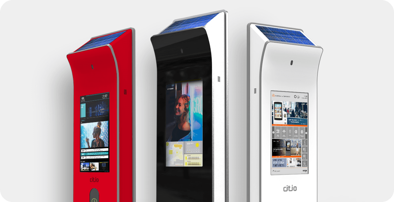 Citio - Paper by PARTTEAM & OEMKIOSKS