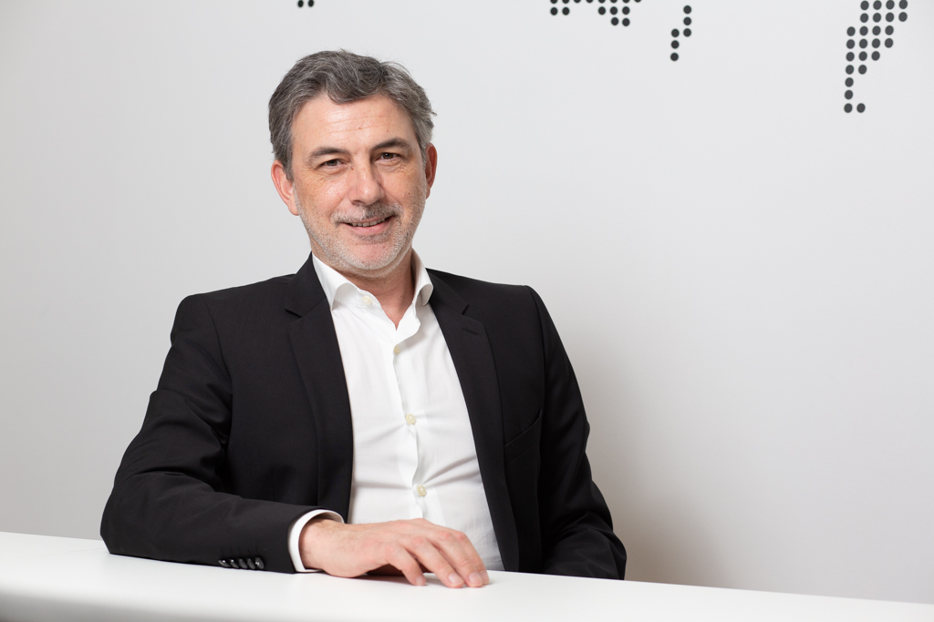 Alfredo Allen Valente - CEO of iad Portugal - Connecting Stories PARTTEAM & OEMKIOSKS