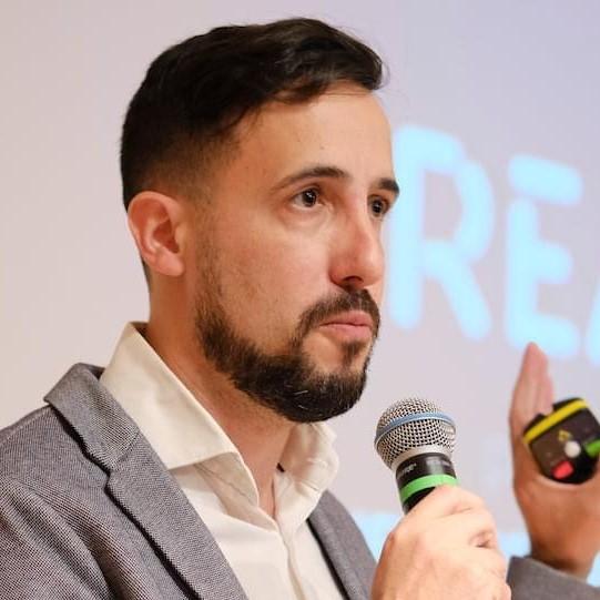 Hugo Venâncio - Founder and CEO of REATIA