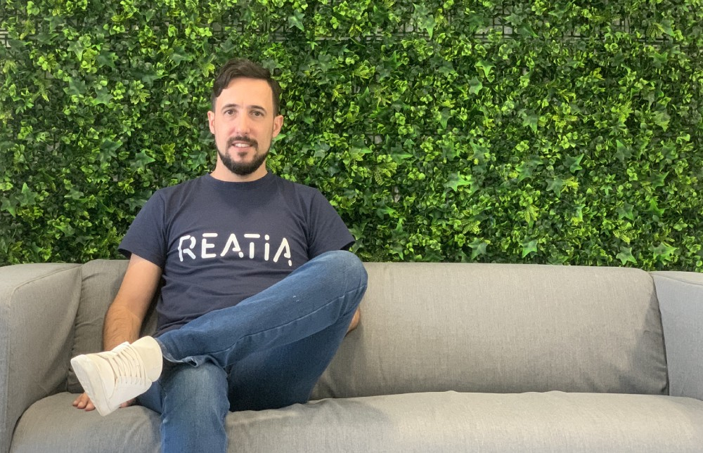 Hugo Venâncio - Founder and CEO of REATIA - Connecting Stories PARTTEAM & OEMKIOSKS