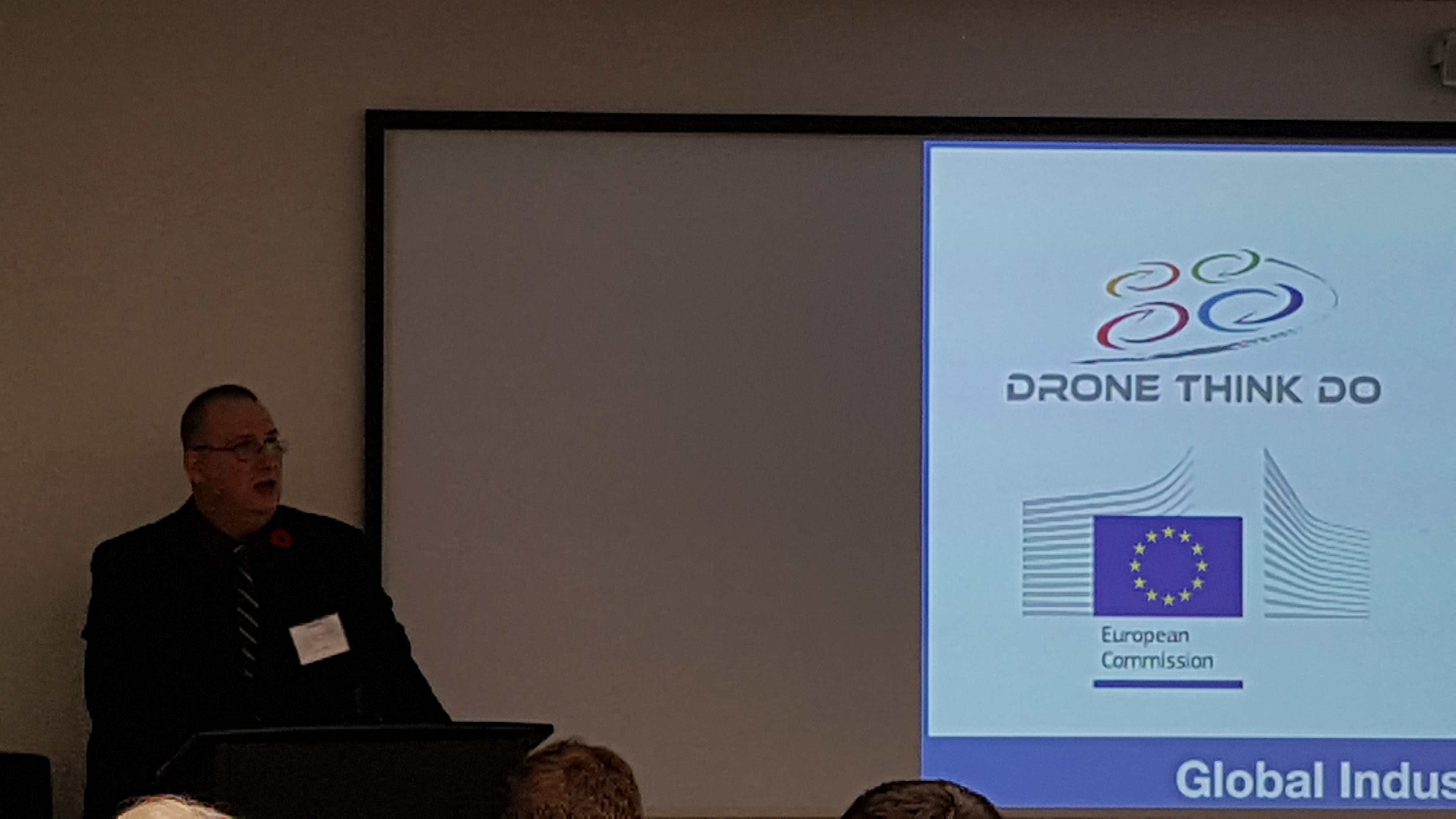 James Castle - President and director of Terranova Defense Solutions and CEO of Drone Think Do Canada