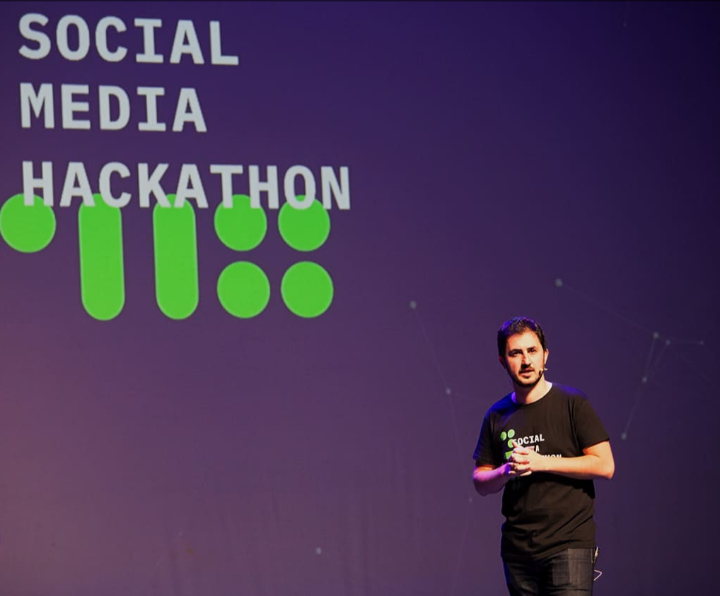 João Pedro Cortinhas - Founder and CEO of Swonkie - Connecting Stories PARTTEAM & OEMKIOSKS