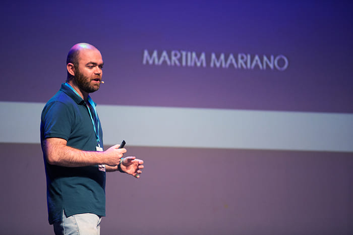 Martim Mariano - Copywriter and Communication Consultant - Connecting Stories PARTTEAM & OEMKIOSKS