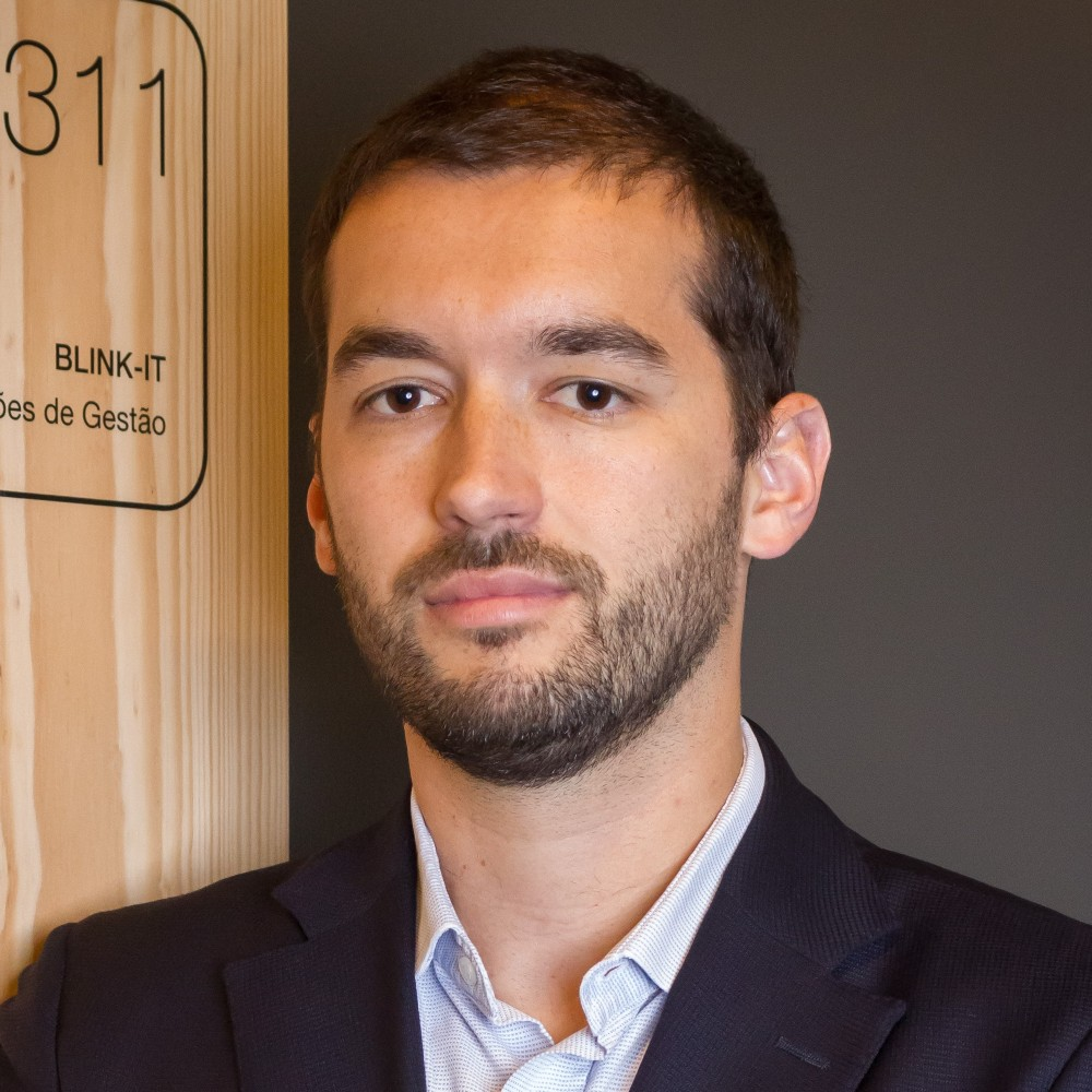 Nuno Pereira - CEO of blink-iT Solutions and ClubTek Portugal