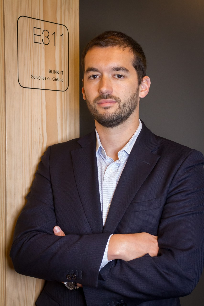 Nuno Pereira - CEO of blink-iT Solutions and ClubTek Portugal - Connecting Stories PARTTEAM & OEMKIOSKS