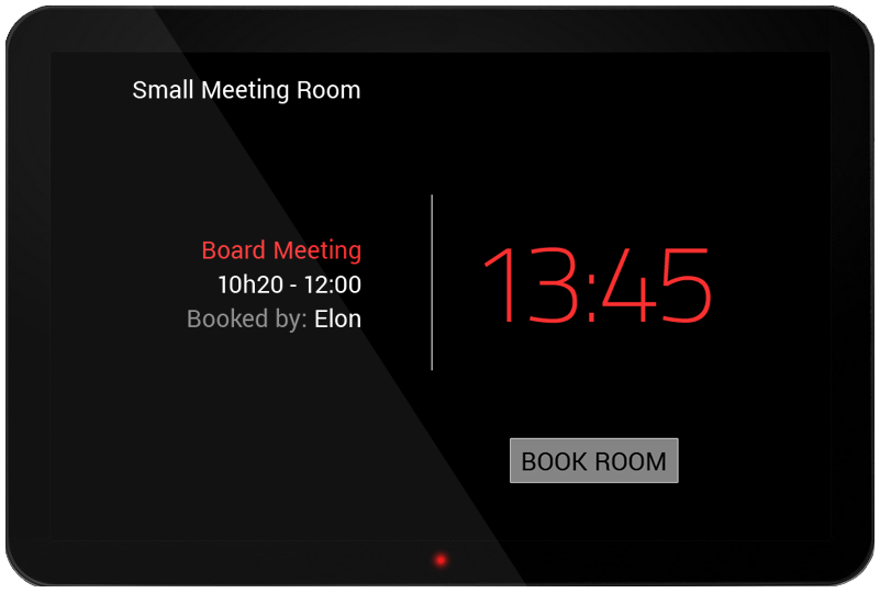 Technology for Coworking Spaces - Meeting Rooms