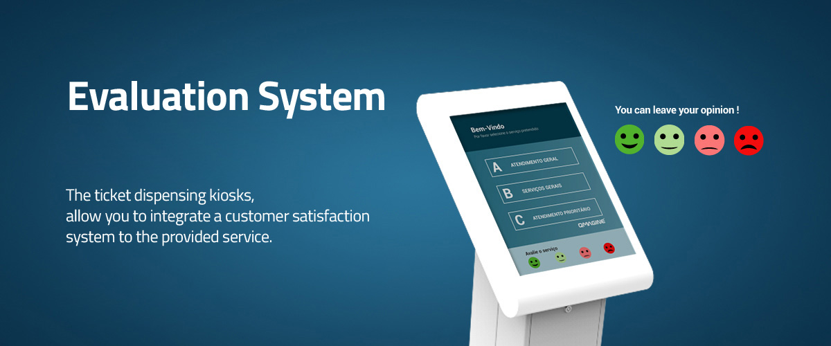 Service evaluation system