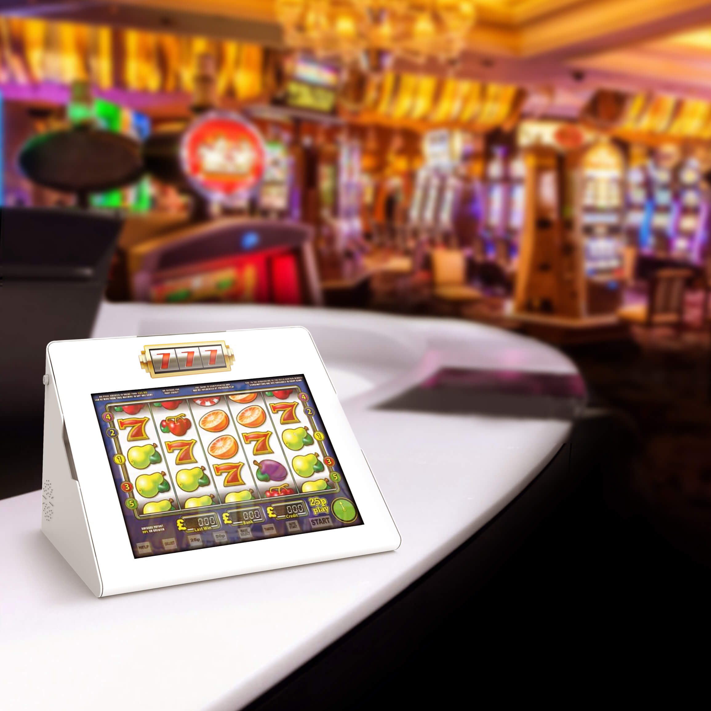 Digital solutions for Gaming and Betting Houses - PARTTEAM & OEMKIOSKS