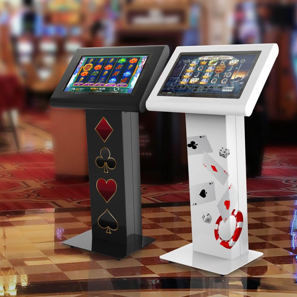 QUARTZ for casinos - PARTTEAM & OEMKIOSKS