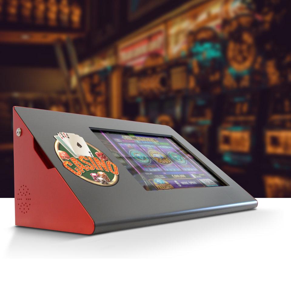 SPEKTRO for casinos - PARTTEAM & OEMKIOSKS - PARTTEAM & OEMKIOSKS