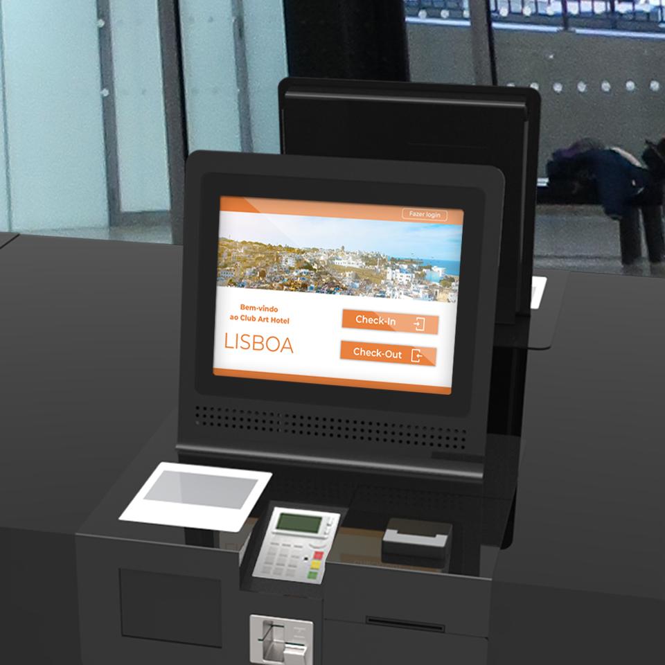 Self-service Kiosks for Hotels