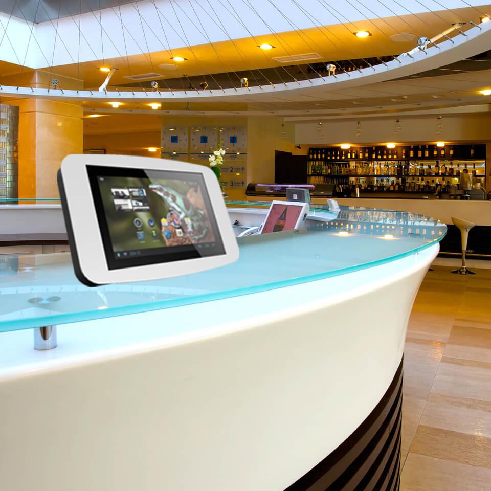Kiosks for tablets & ipads