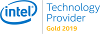 INTEL - Technology Provider Gold 2019