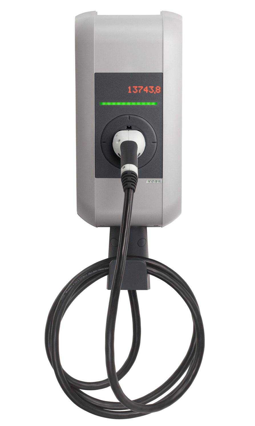 KEBA - Electric Charges - Type 2 with fixed cable