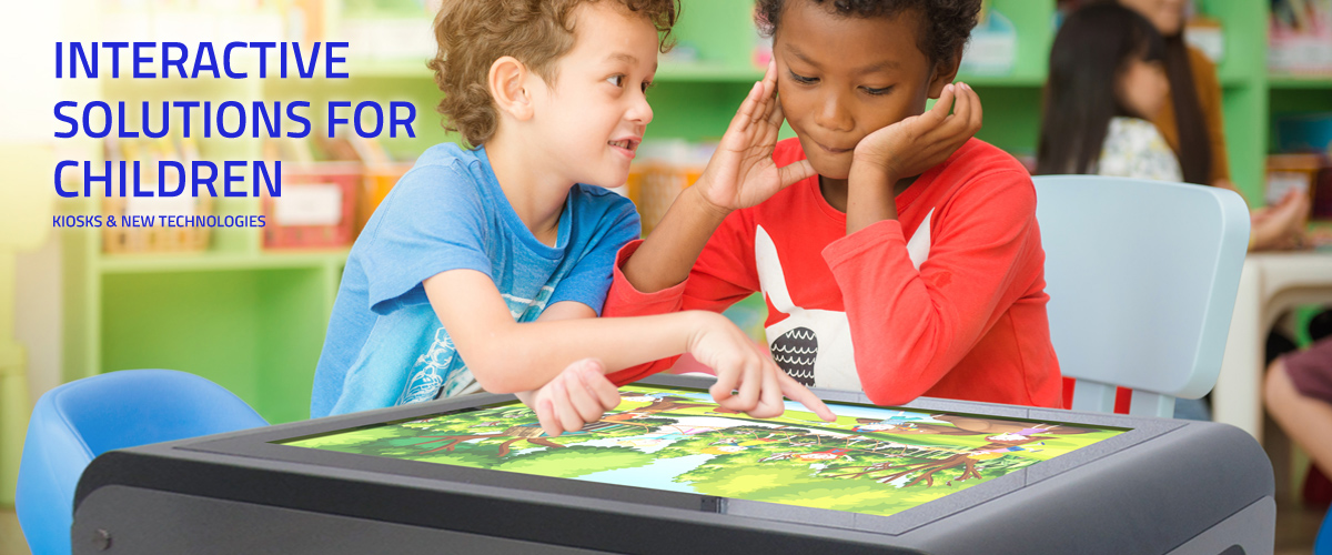 Kids Interactive solutions for children