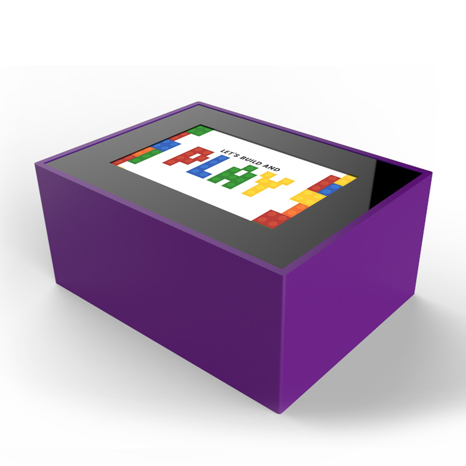 Kids Interactive solutions for children square k