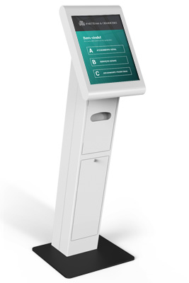 Quartz Dispenser Model OEMKIOSKS