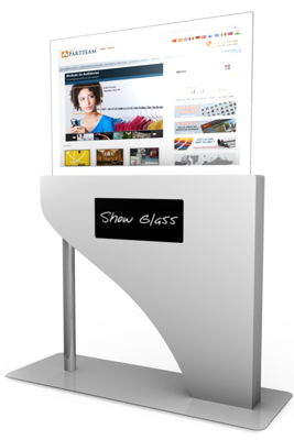 Showglass Sigma Model OEMKIOSKS