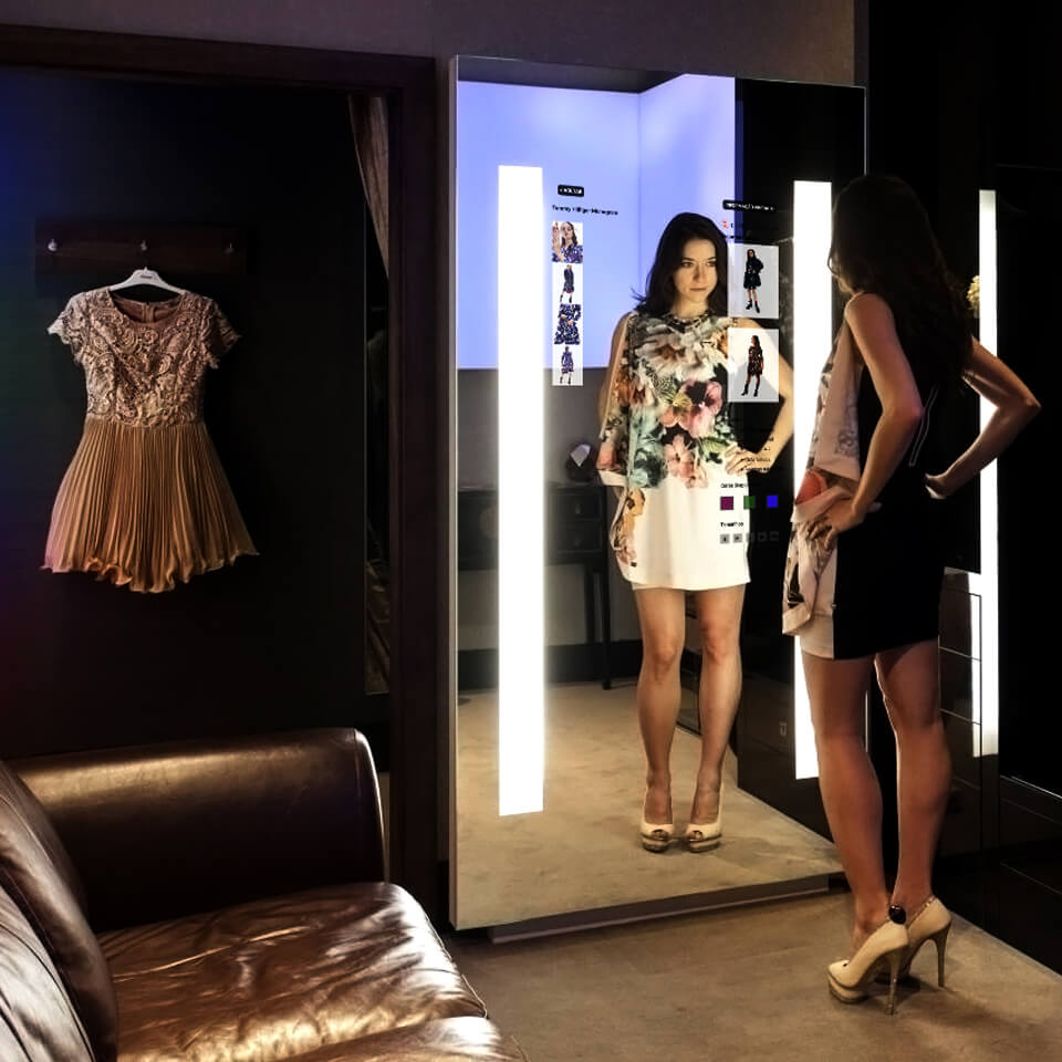 My Virtual Mirror - The Store of the Future
