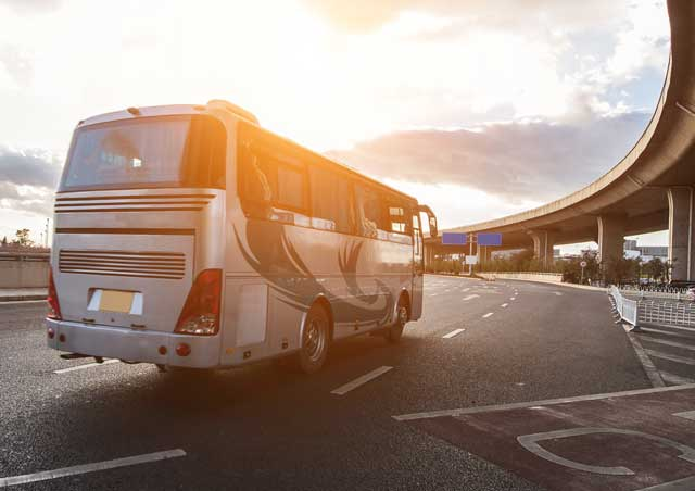 Multimedia Kiosks and Digital Billboards for Buses
