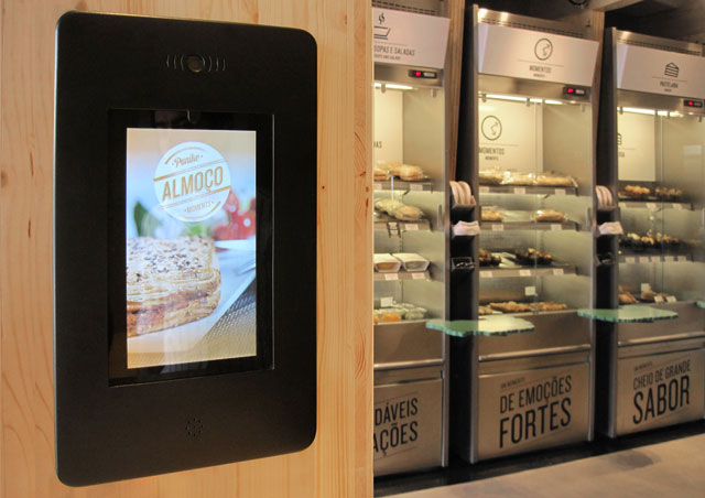Multimedia Kiosks and Digital Billboards for Supermarkets