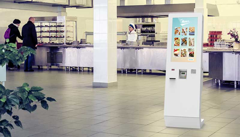 Automatic Attendance in Canteens and Cafeterias