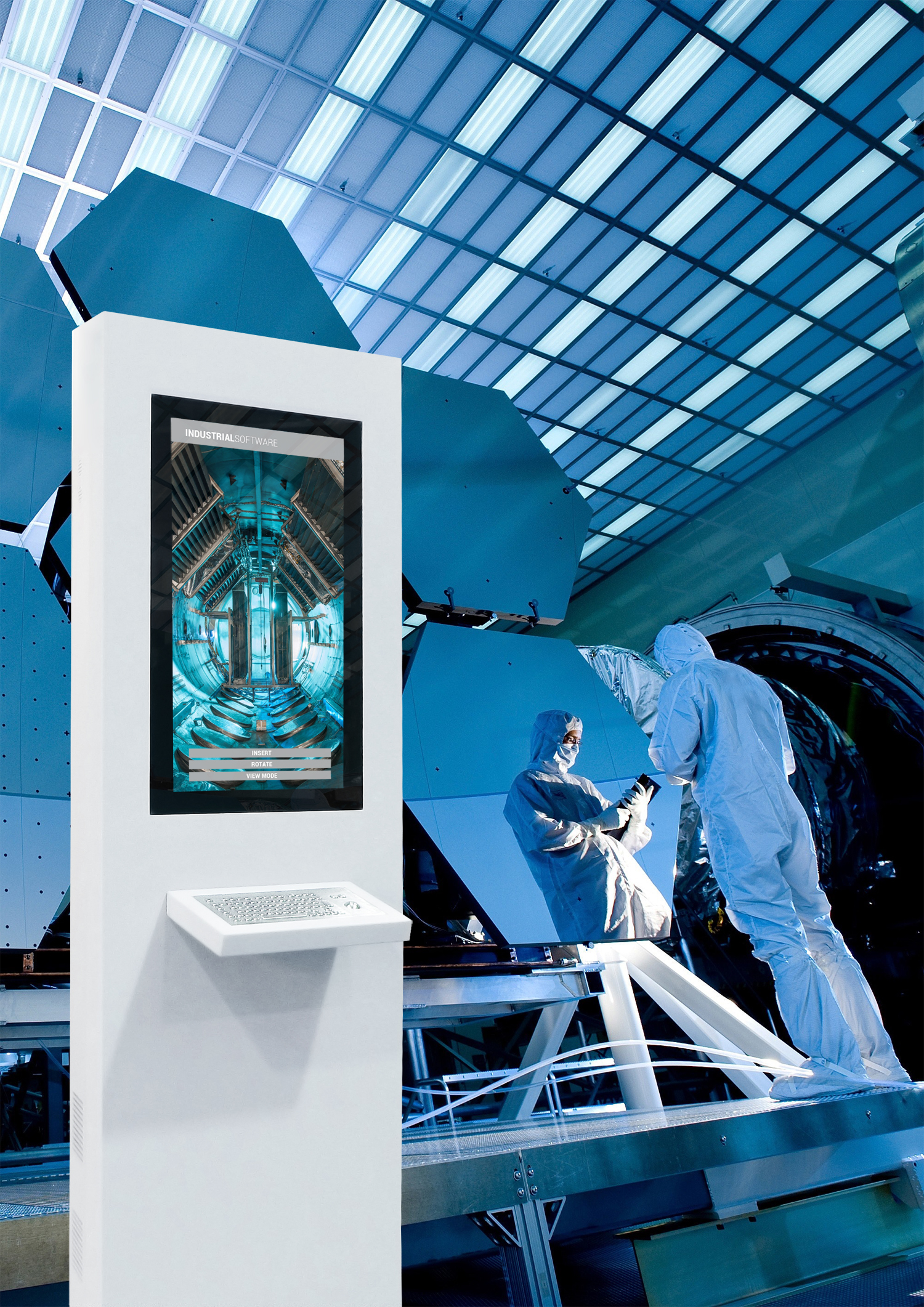 Technology for the Industry - Digital Signage