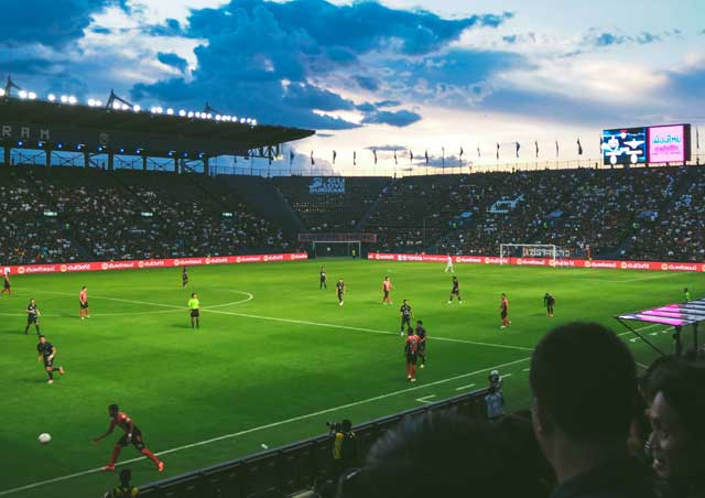Multimedia Kiosks and Digital Billboards for Smart Stadium