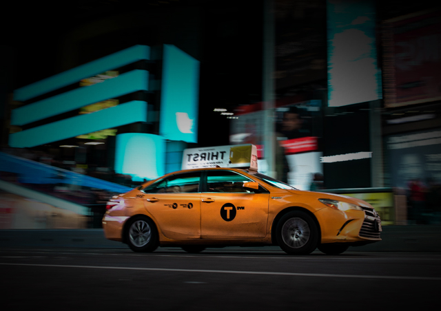 Multimedia Kiosks and Digital Billboards for Taxis