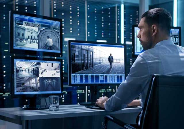 Multimedia Kiosks and Digital Billboards for Virtual Security