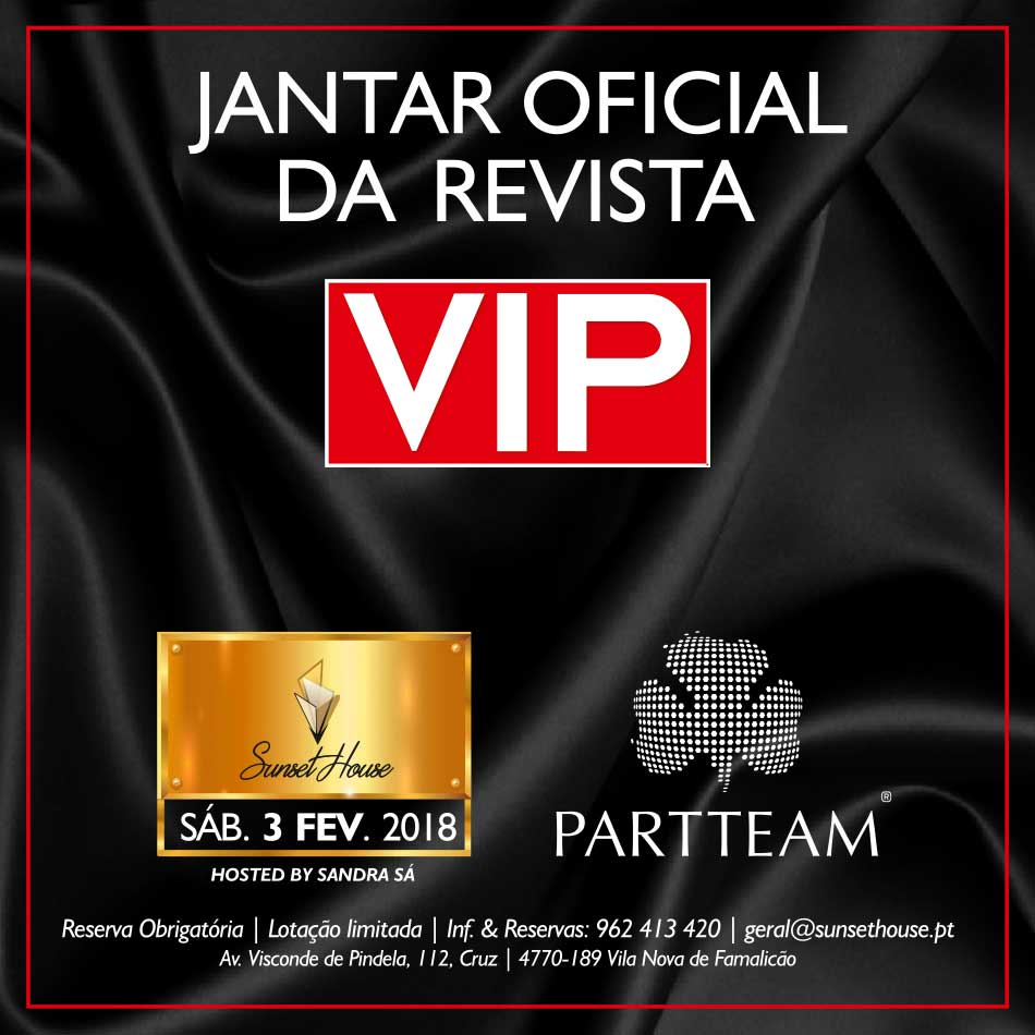 PARTTEAM & OEMKIOSKS is a partner of Sunset House at the Official VIP Magazine Dinner