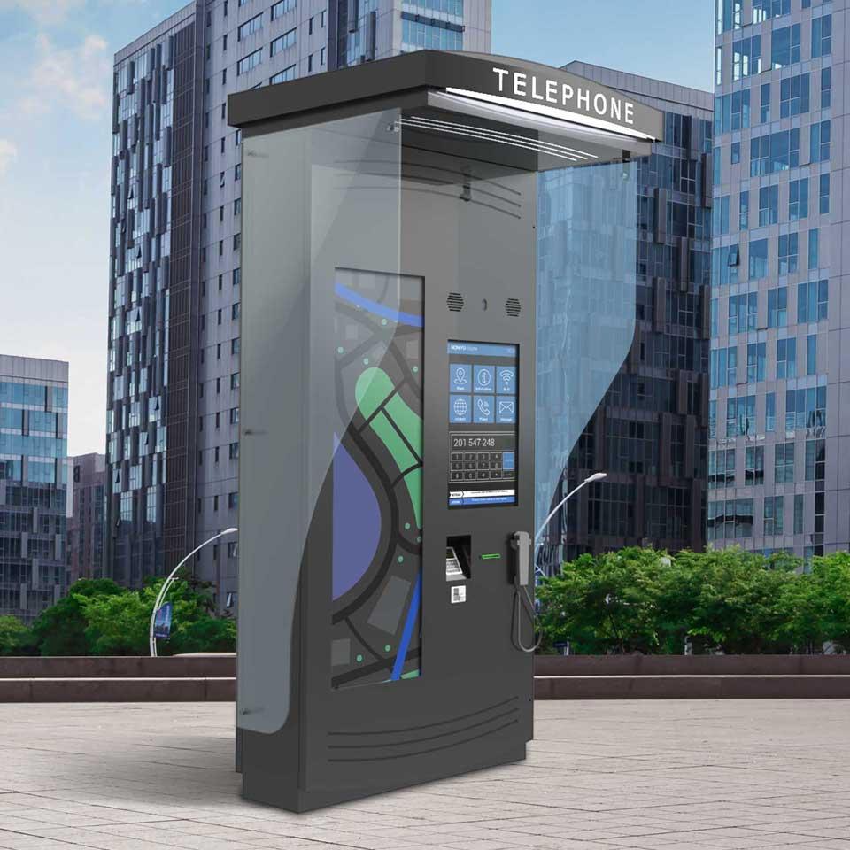 NOMYU CityLink: The Innovation of Urban Communication