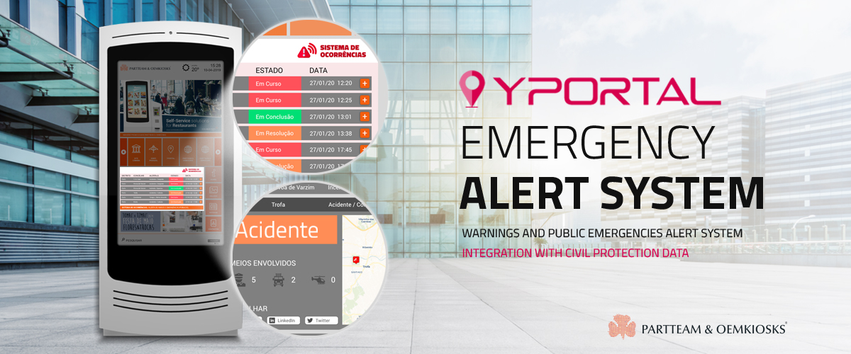 YPORTAL integrates System of Occurrences