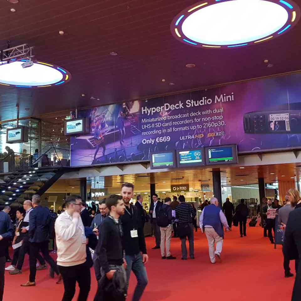 PARTTEAM & OEMKIOSKS at Integrated Systems Europe - ISE 2018