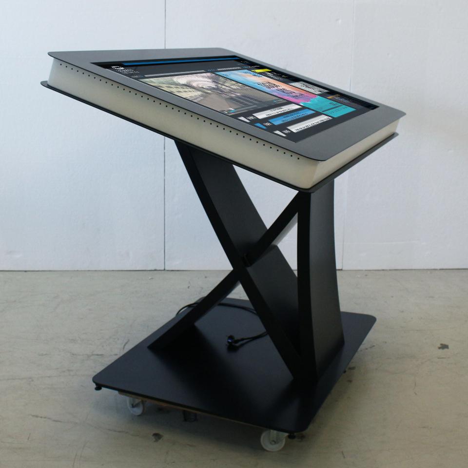J-Museum: Mesas interactivas para Museu do Juventus