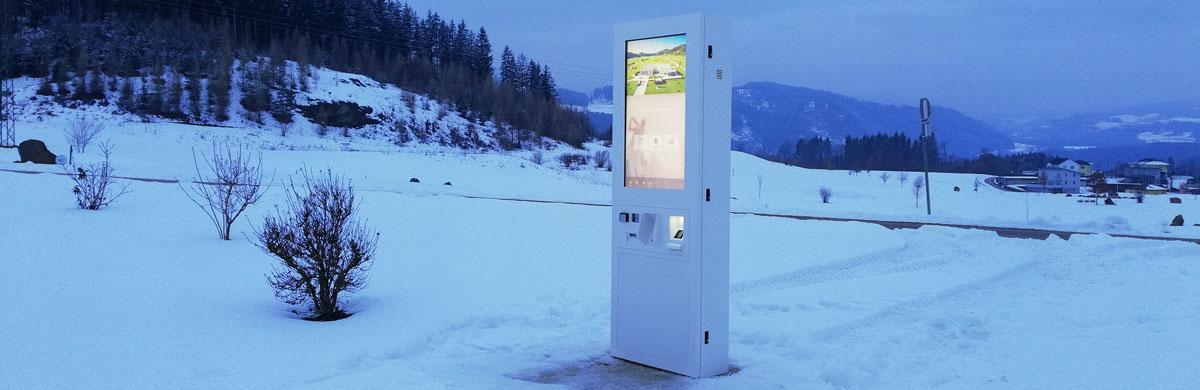 Tecnologia Self-Service para Campos de Golfe na Dinamarca