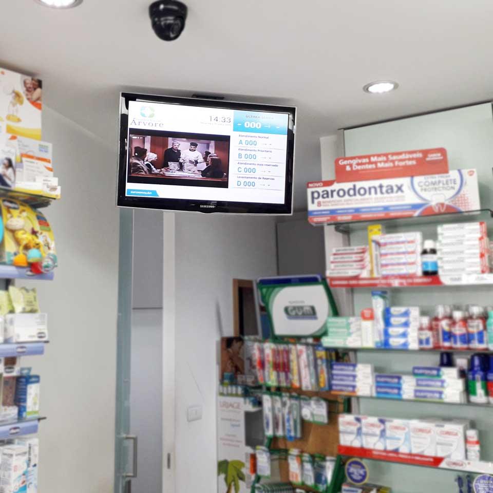 Optimized Service in the Farmácia nova de Árvore
