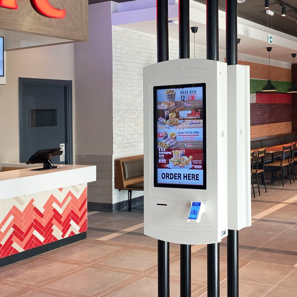 Bahrain International Airport invests in self-service kiosks by PARTTEAM & OEMKIOSKS
