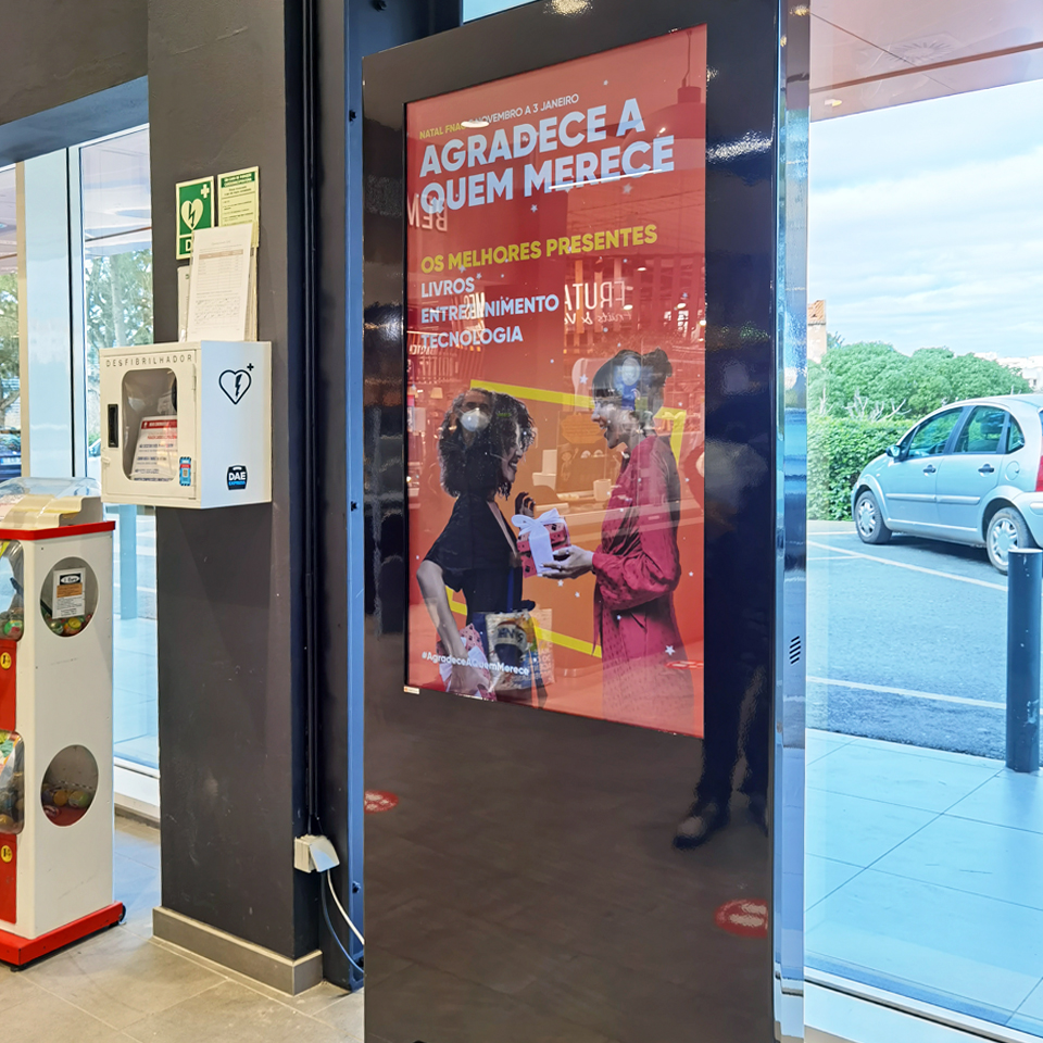 Intermarché optimizes stores with digital solutions from PARTTEAM & OEMKIOSKS