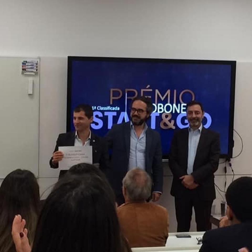 PARTTEAM & OEMKIOSKS wins START & GO internationalization award