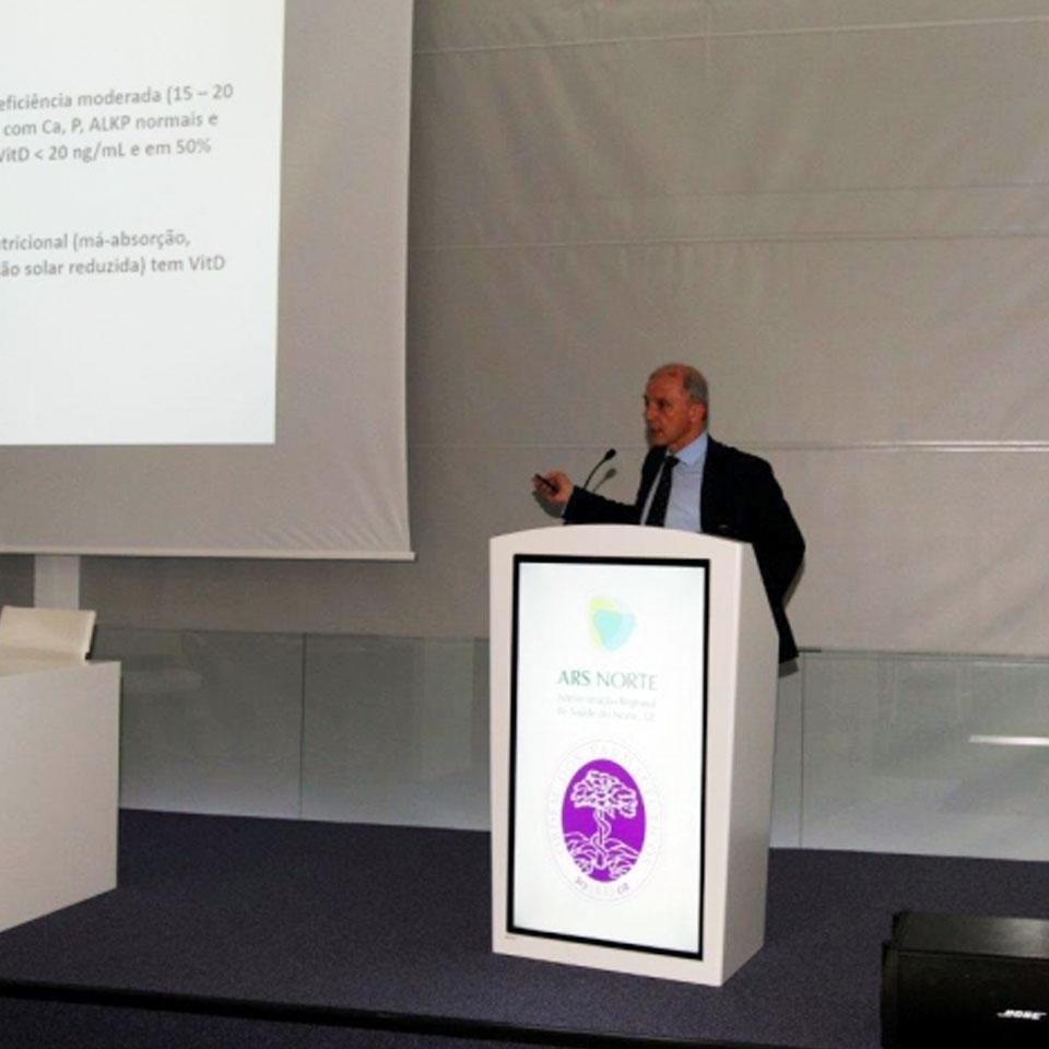 Digital Pulpit for Ordem dos Farmacêuticos