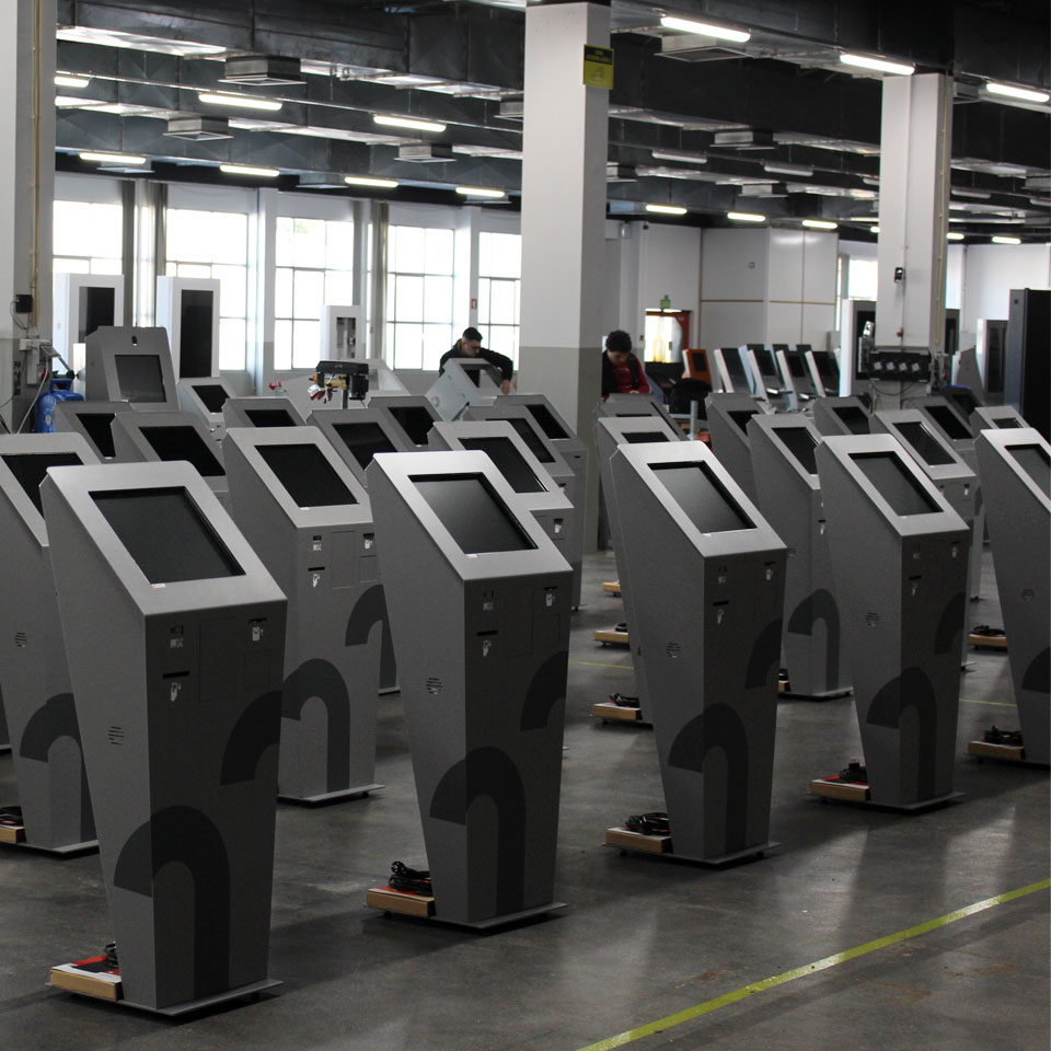 Courts equipped with PARTTEAM & OEMKIOSKS multimedia kiosks