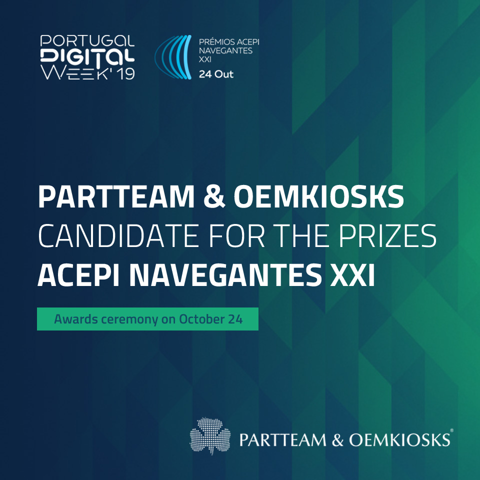 YPortal is candidate to the ACEPI NAVEGANTES XXI Awards
