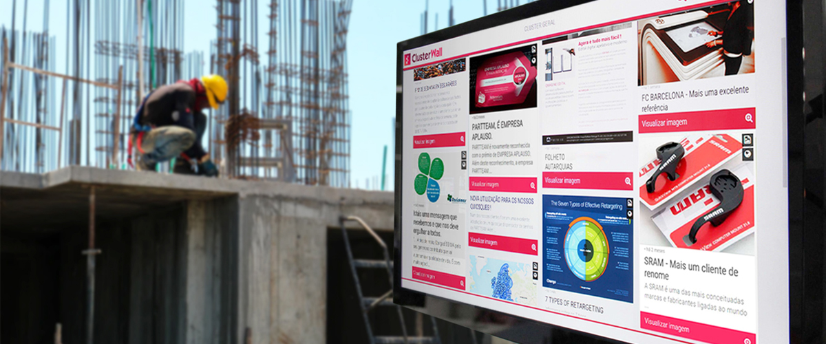ClusterWall: The digital platform that is an asset for Civil Construction